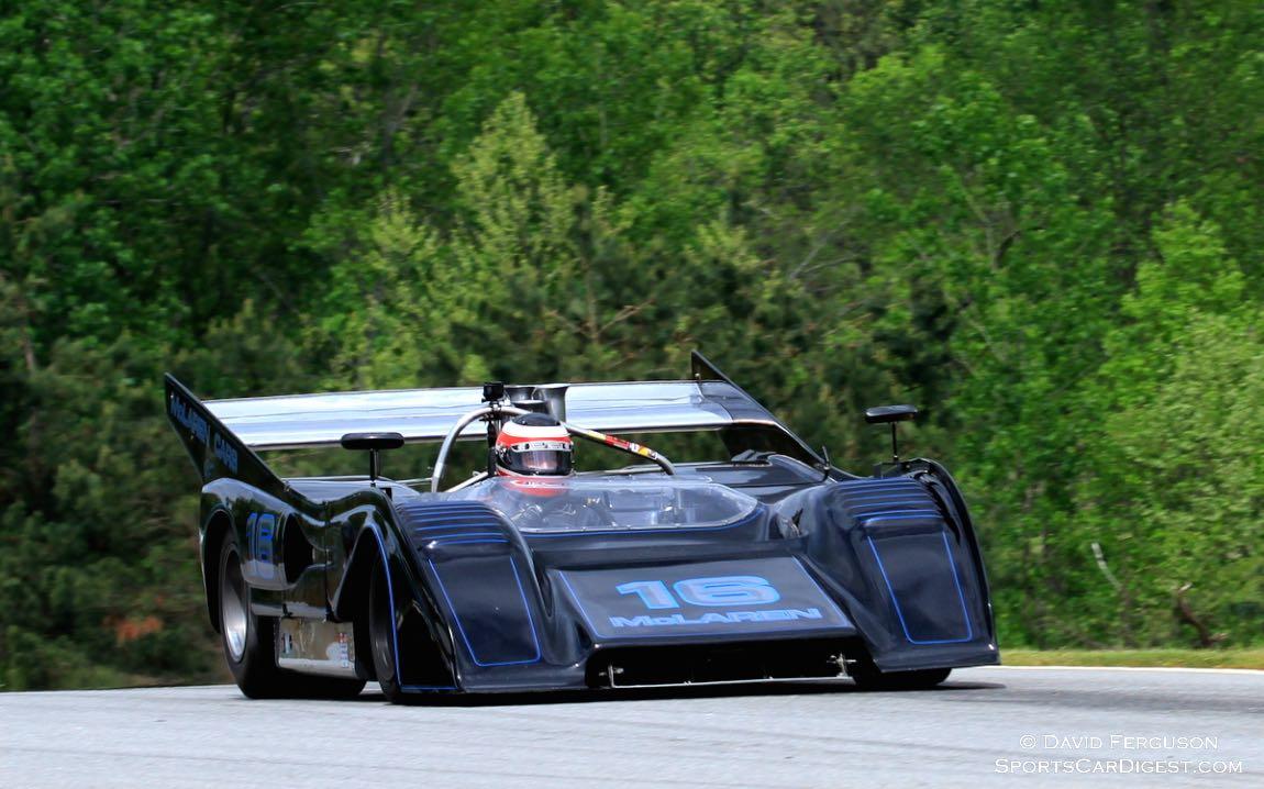 Jim Stengel, 72 McLaren M8F