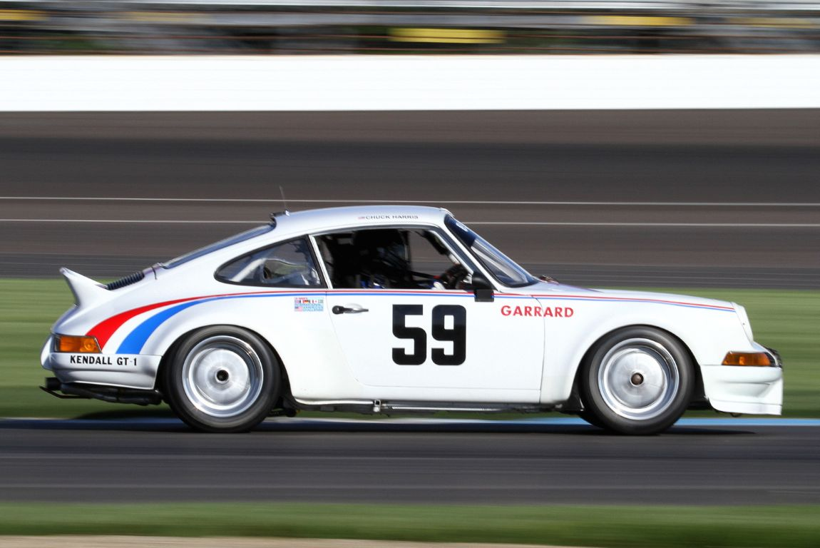Charles Harris, 73 Porsche 911 RSR