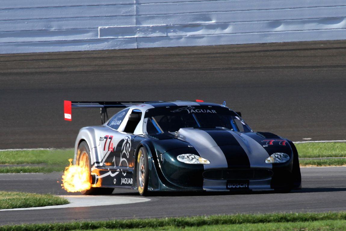 Paul Fix, 00 Jaguar XJR