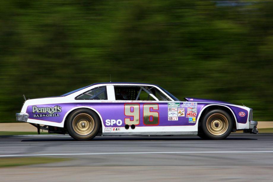 Gene Felton's 1976 Chevrolet Nova