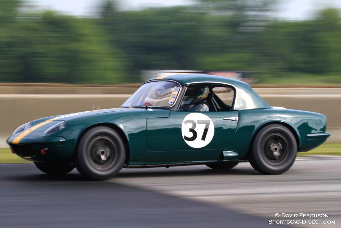 Michael Malone, 65 Lotus 26R