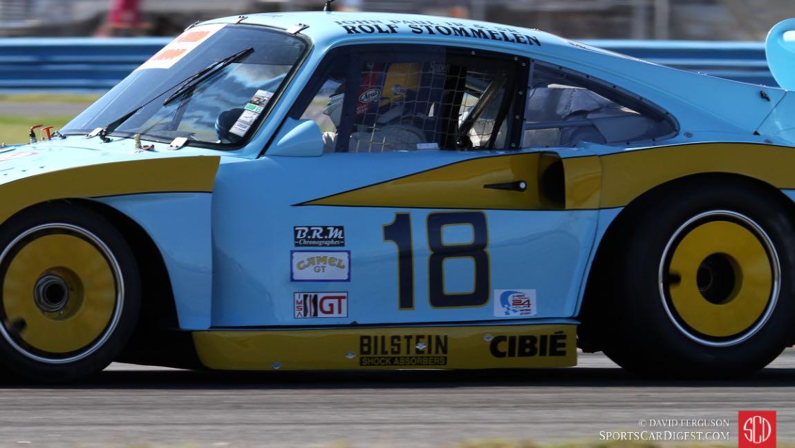 Richard Dean, 81 Porsche 935
