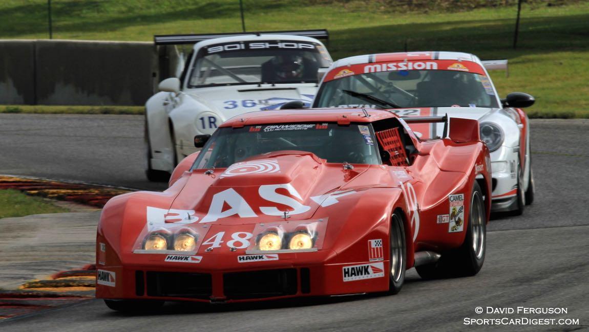 Harry Dinwiddie, 72 Corvette