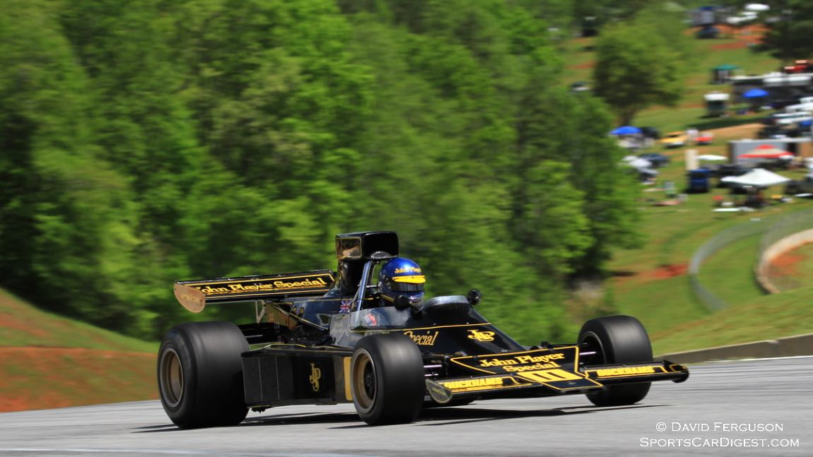 Andrew Beaumont, 74 Lotus 76