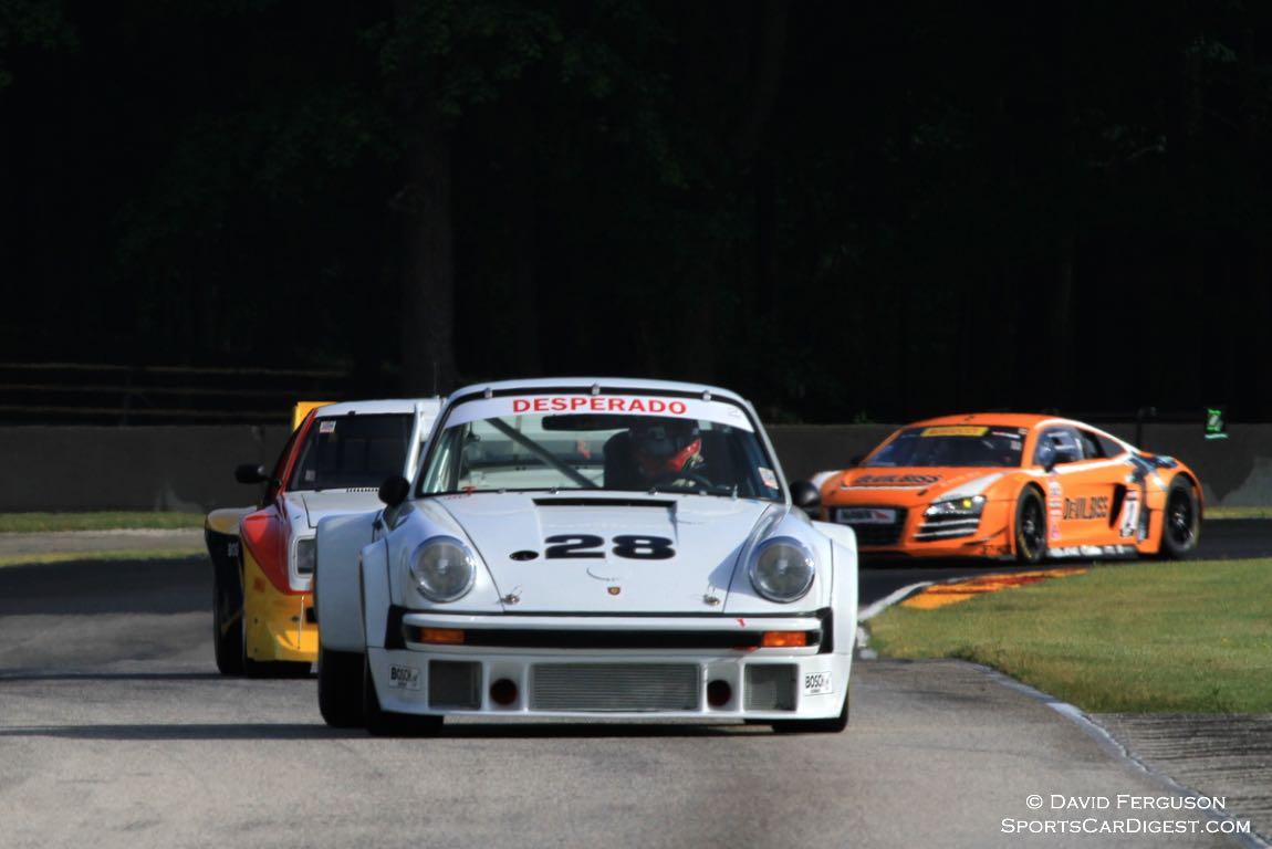 David MacNeil, 76 Porsche 934/5