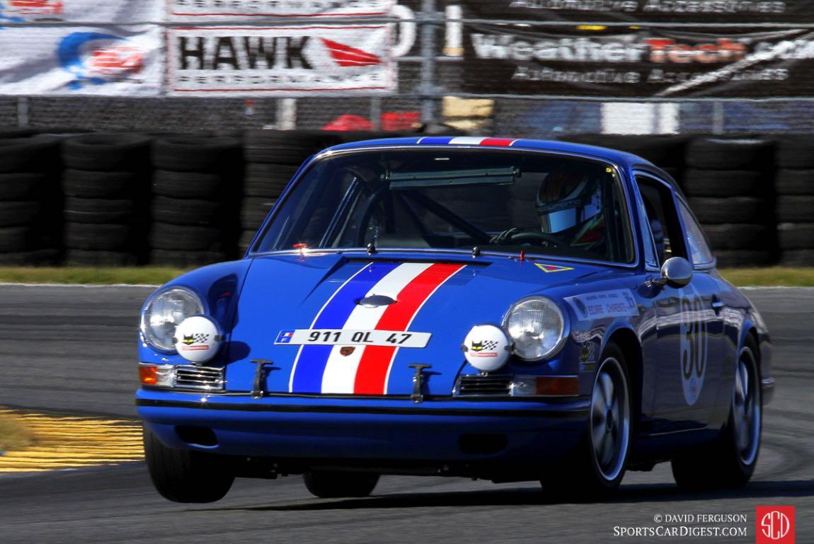 John Machul/Mark White, 69 Porsche 911