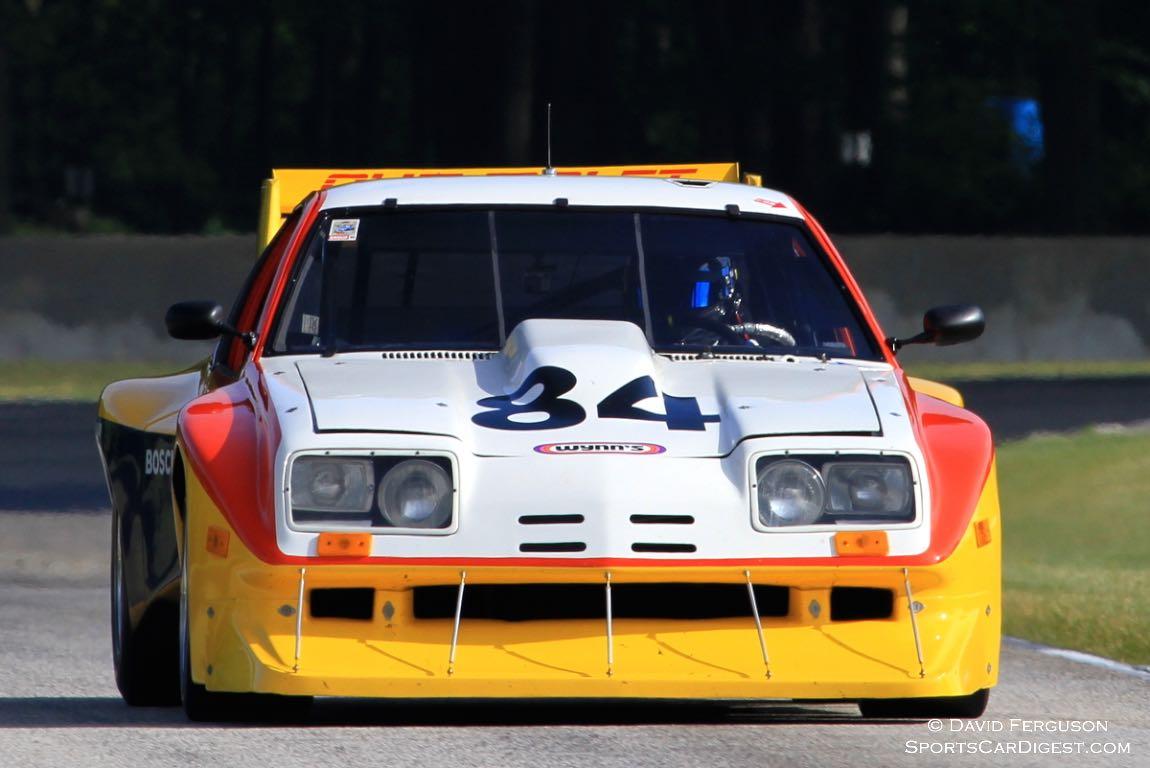 Patrick Bean, 76 Chevy Dekon Monza