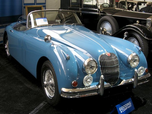 1958 Jaguar XK 150S 3.4 Roadster