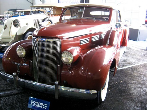 1940 Cadillac Series 90 V-16 Sport Coupe, Body by Derham