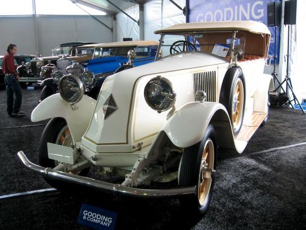 1925 Renault Model 45 Touring