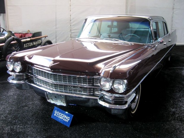 1963 Cadillac Series 75 8-Passenger Sedan