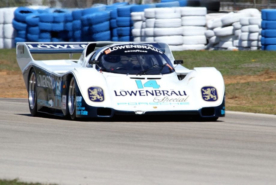 Dan Curry, 1985 Porsche 962
