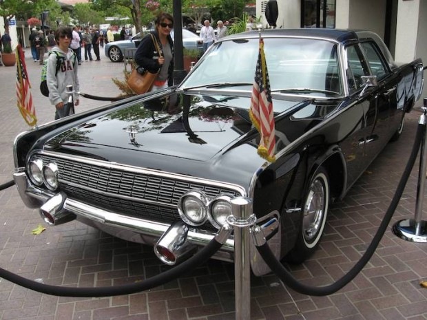 Lincoln Continental 'Bubbletop' Kennedy Limousine, Body by Hess & Eisenhardt