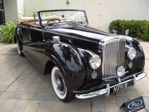 1953 Bentley R-Type Drophead Coupe