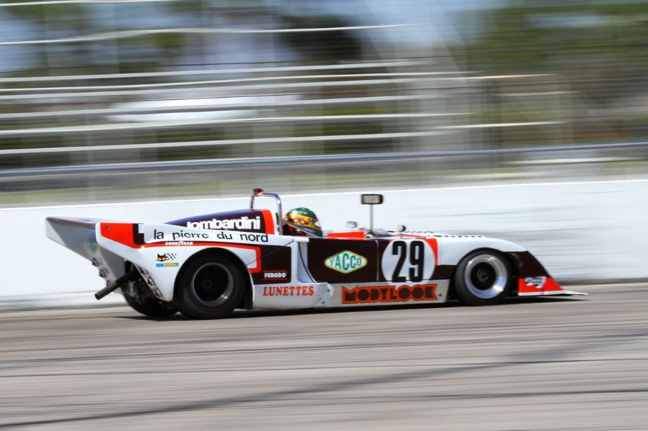 Richard Carlino, 1977 Chevron B36