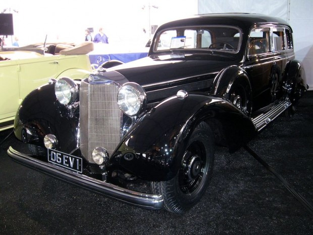 1943 Mercedes-Benz 770 K W150 Limousine Pullman, Body by Sindelfingen