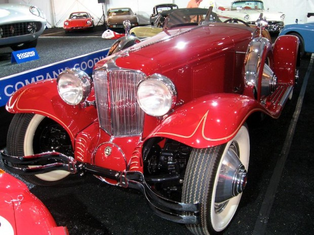 1930 Cord Front Drive L-29 Boattail Speedster
