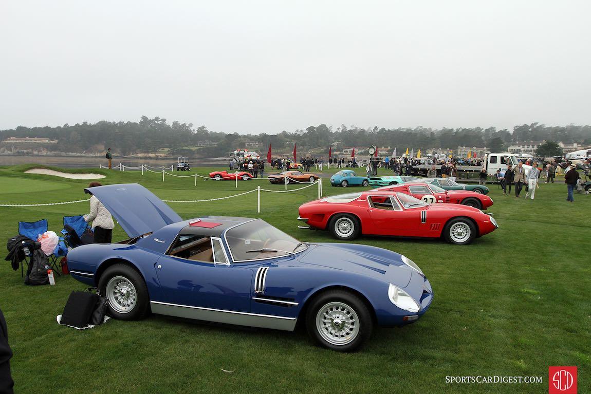 1968 Bizzarrini 5300 Spyder Stile Italia