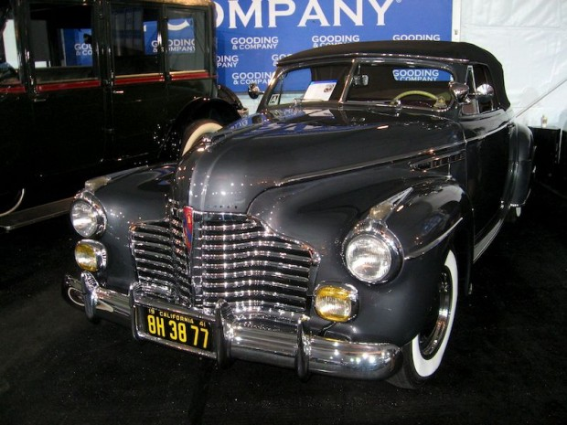 1941 Buick Super Model 56C Convertible Coupe