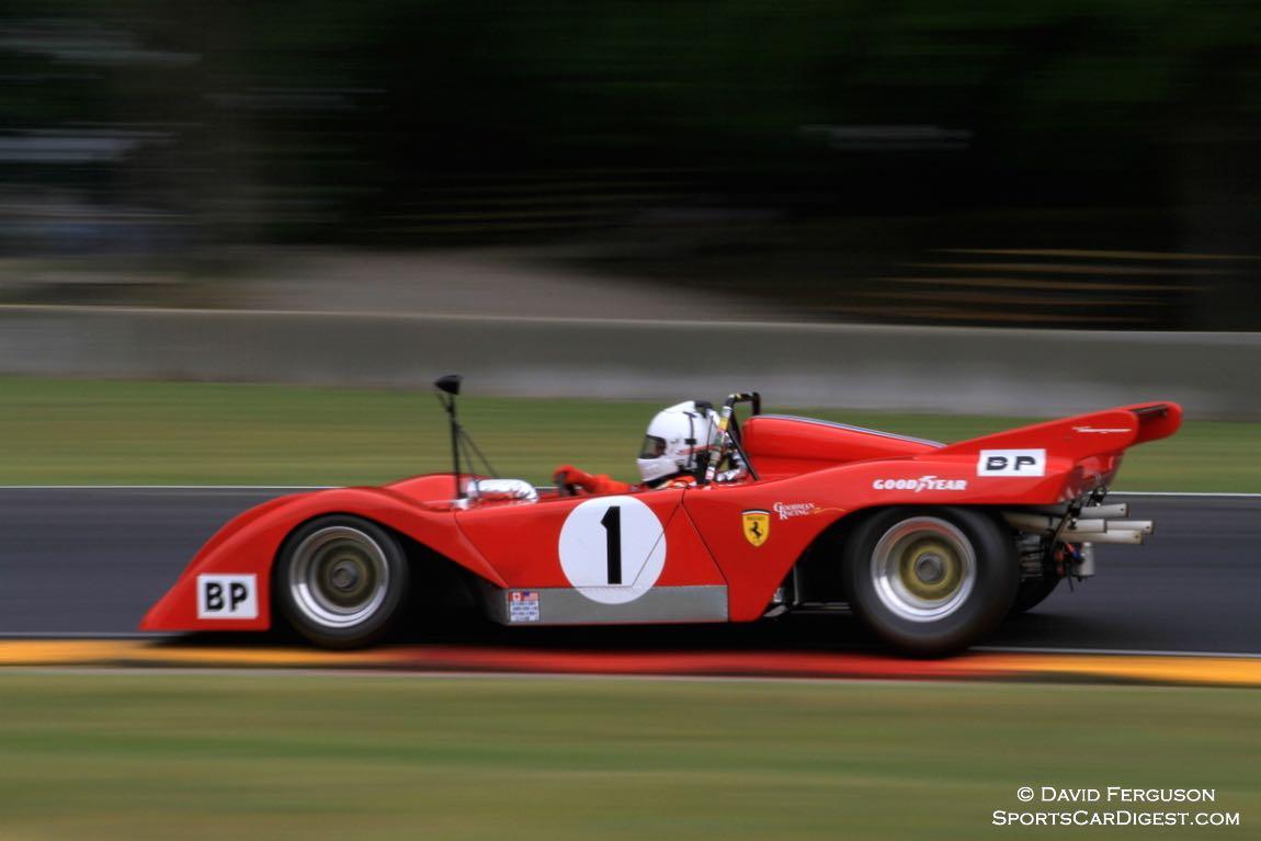 John Goodman, 72 Ferrari 312-Sparling