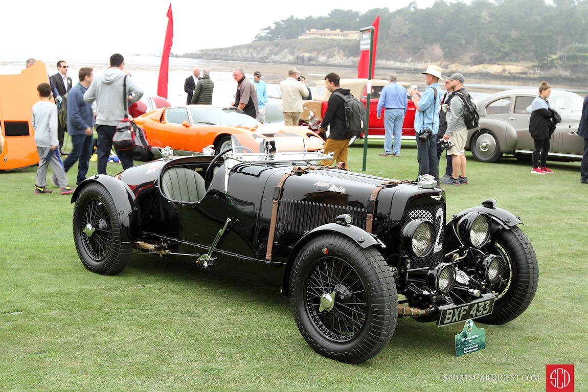 1935 Aston Martin Ulster Sport