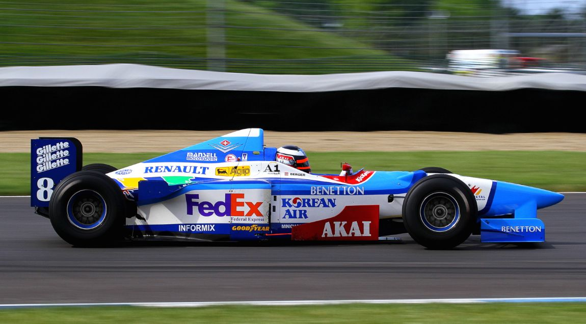 Brian French, 97 Benetton B197