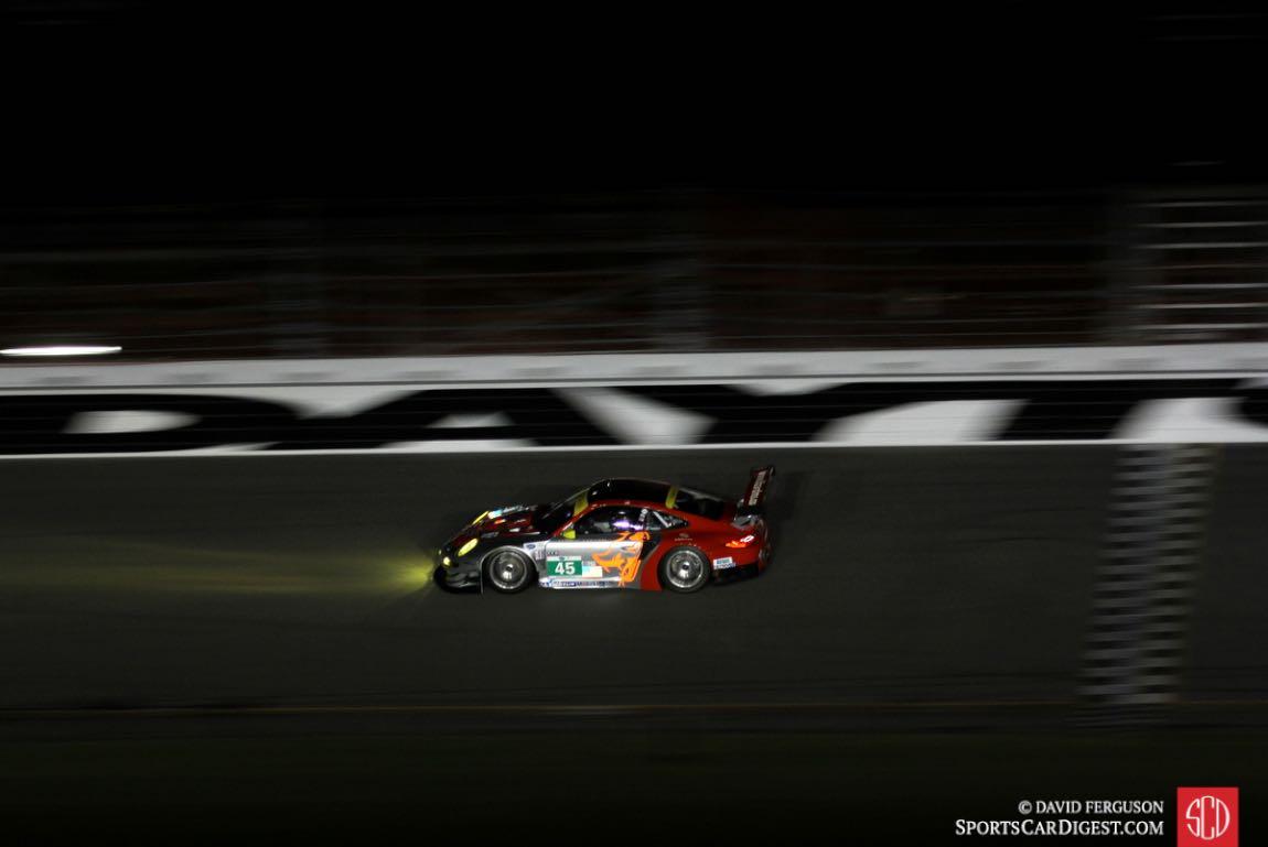 Josh Simpson, 12 Porsche 991 RSR