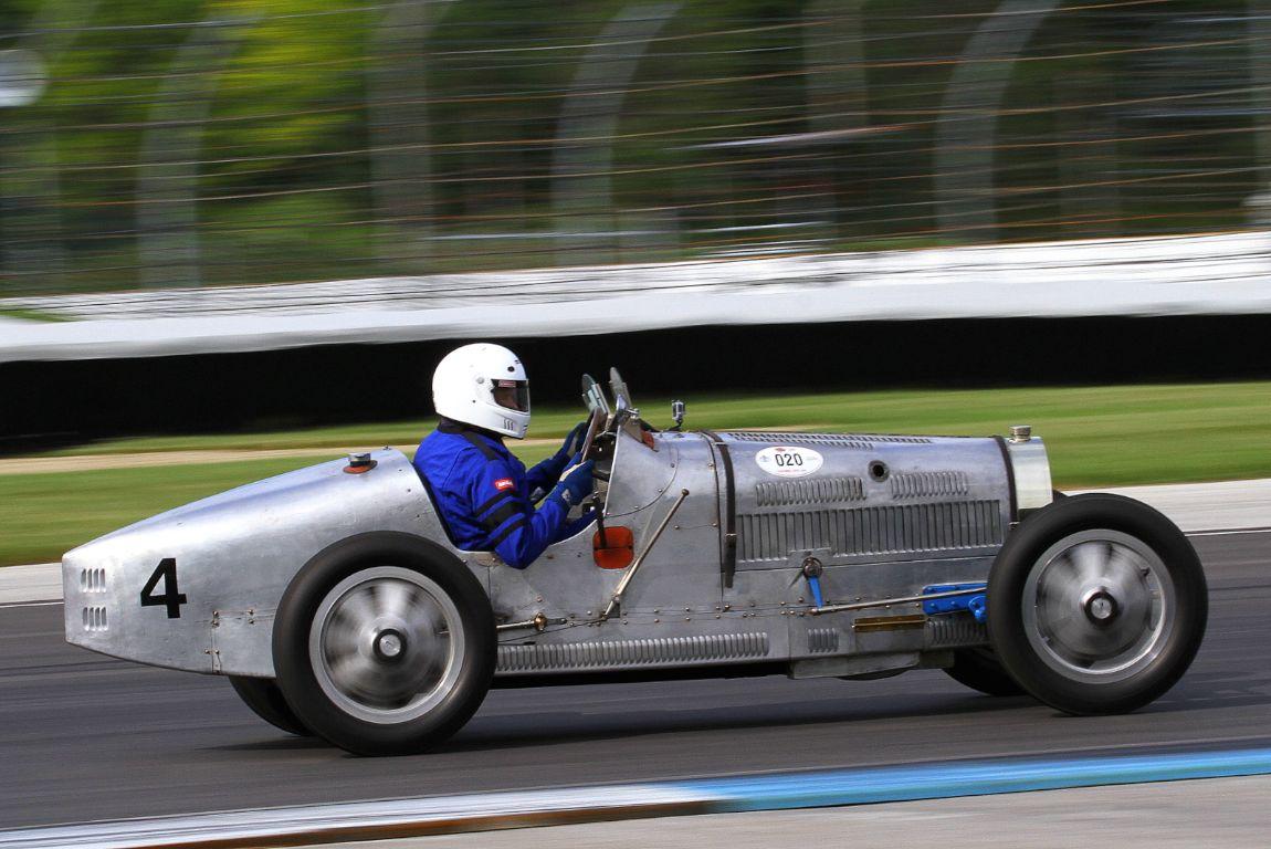 George Davidson, 30 Bugatti T-35