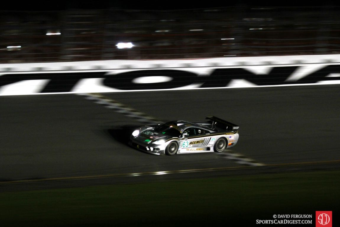 Moulin Florent/Gerard Lopez, 03 Saleen S7R GT1