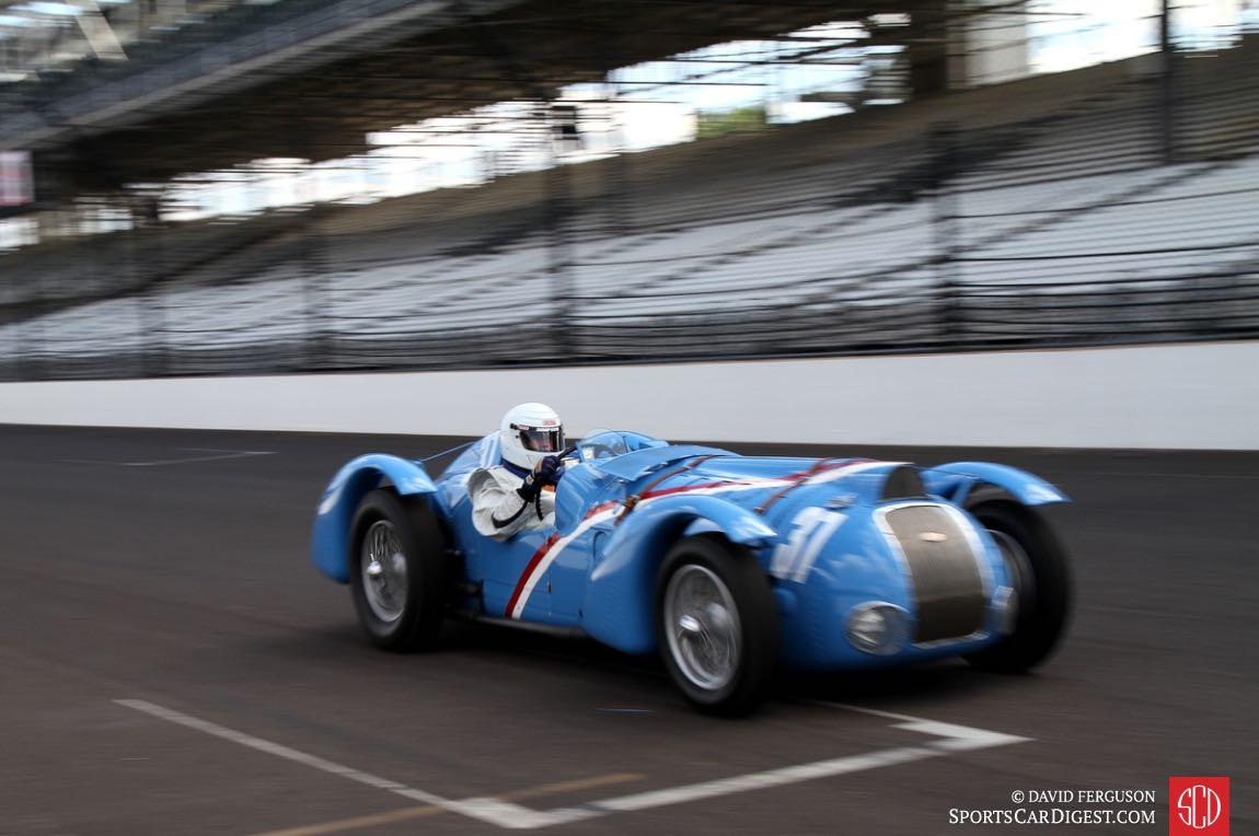 Peter Mullin, 37 Delahaye 145 V12 Grand Prix