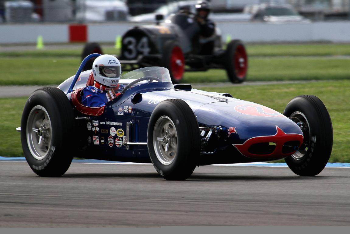 Jerry Sullivan, 60 Watson Tribute Car