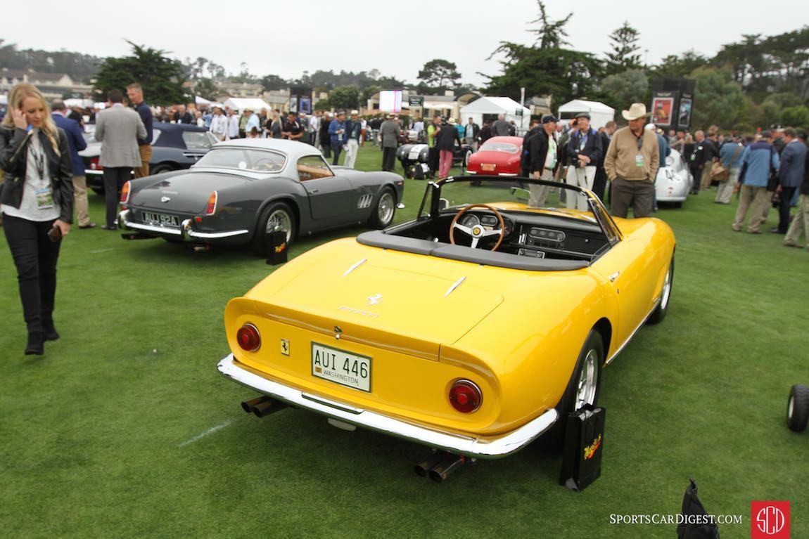 1967 Ferrari 275 GTS/4 Scaglietti NART Spyder