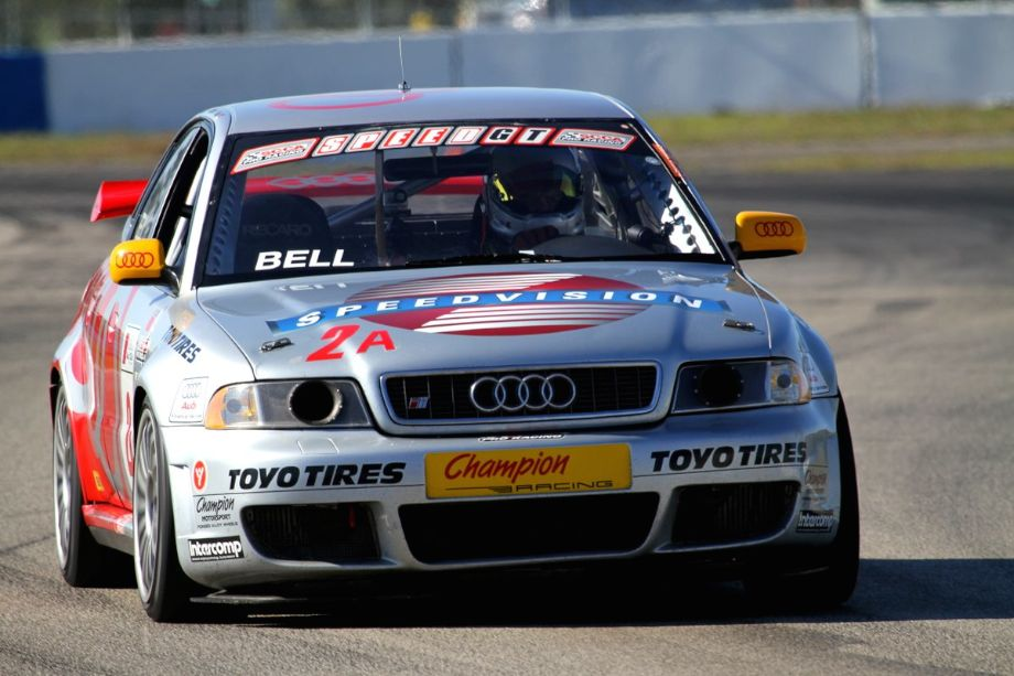 Mike Fisher, 2000 Audi S4 Speed GT