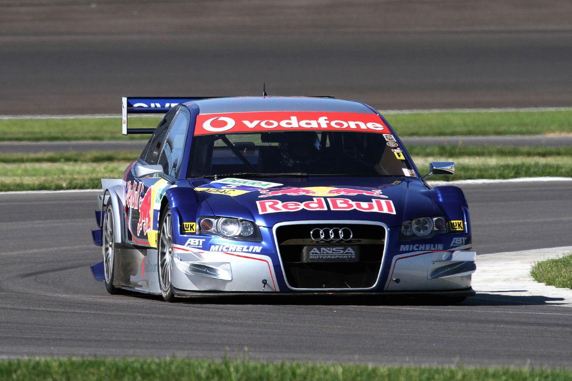 Eric Johnson, Audi A4 DTM