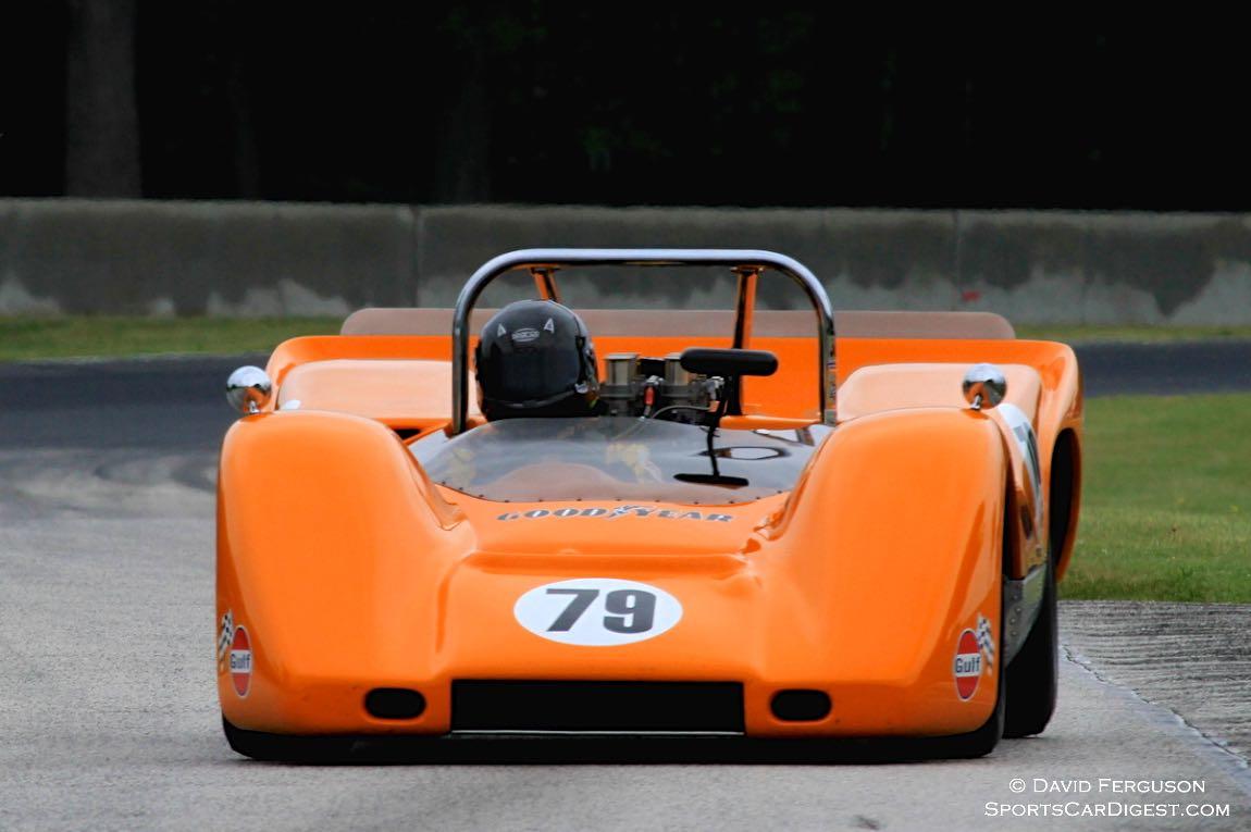 George Frey, 68 McLaren M6B