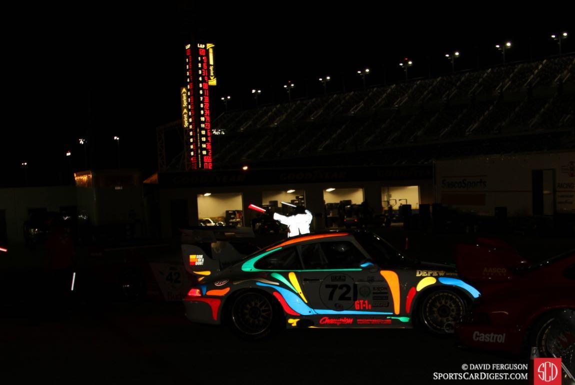 Frank DePew/David Murry, 93 Porsche 964 Turbo S