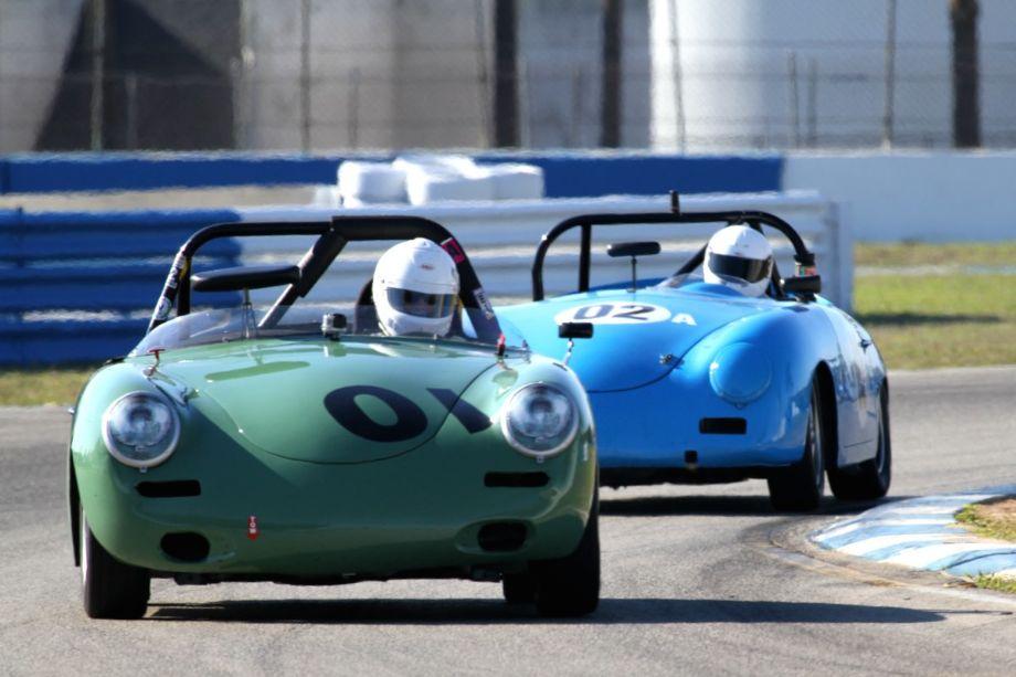 George F. Balbach, 1961 Porsche 356