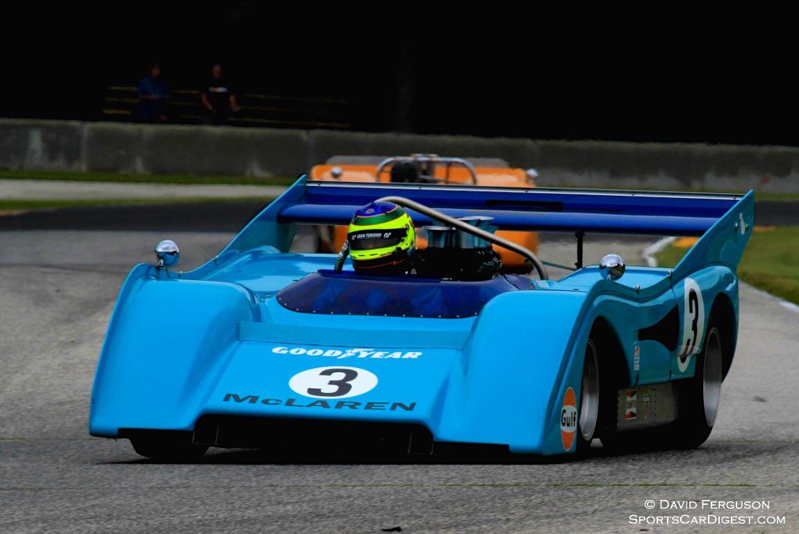 Rick Knoop, 72 McLaren M8F