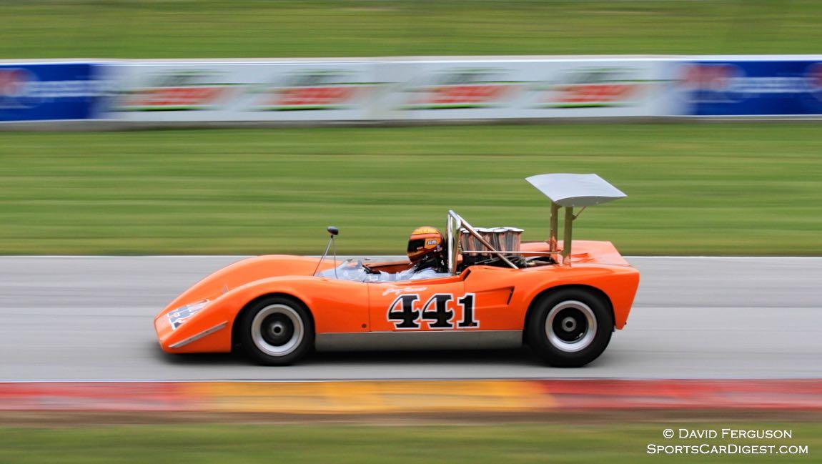 Jim Ferro, 70 Lola T165
