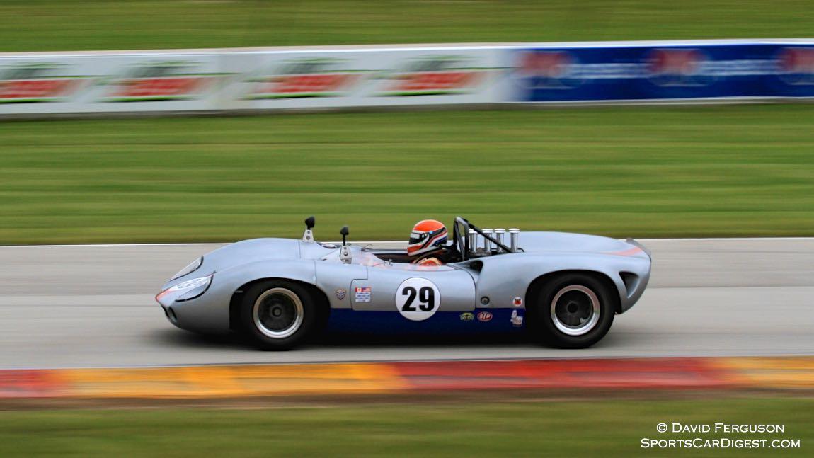 Ed Swart, 66 Lola T70