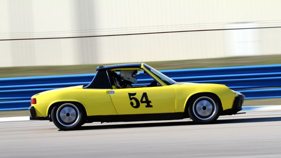 Melvin Andrews, 70 Porsche 914/4