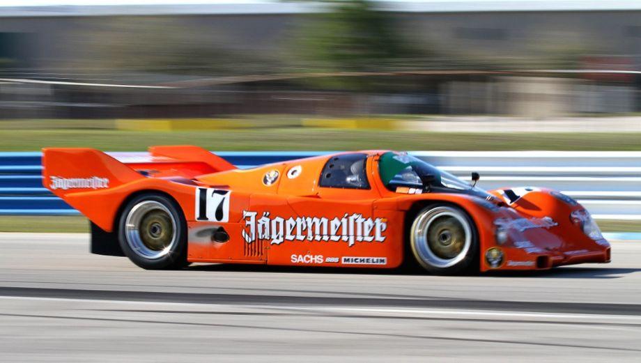 Tom Haacker, 1986 Porsche 962