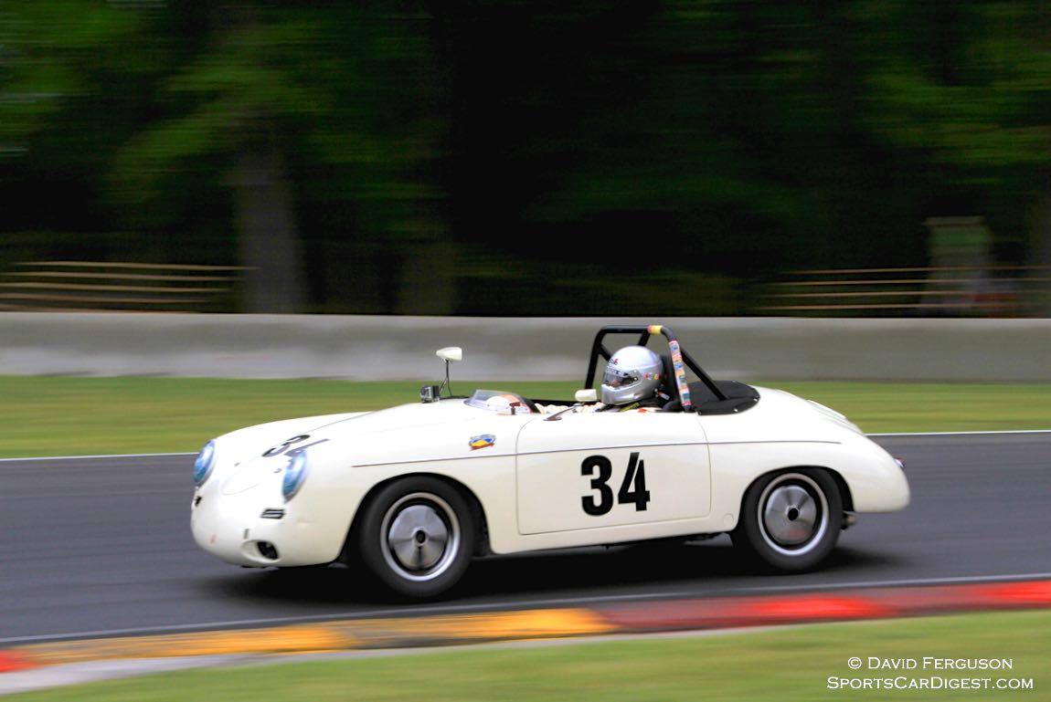 George C. Balbach, 61 Porsche 356