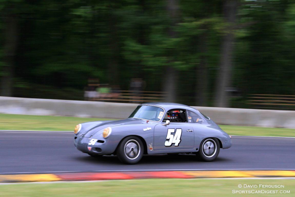 Robert Heib, 64 Porsche 356C