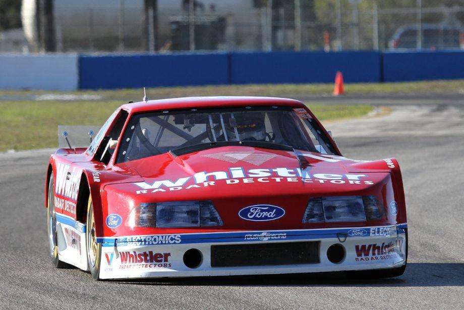 Dick Howe, 89 Ford Mustang