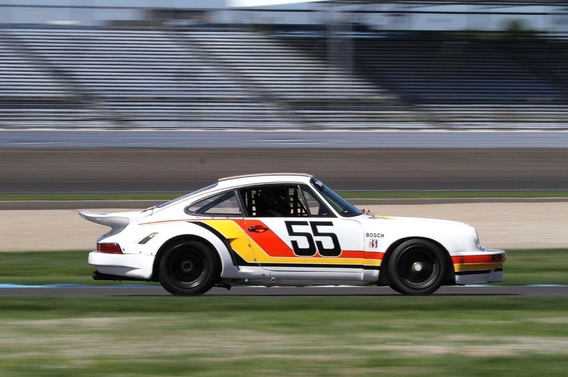 Jeff Lewis, 74 Porsche 911 RSR