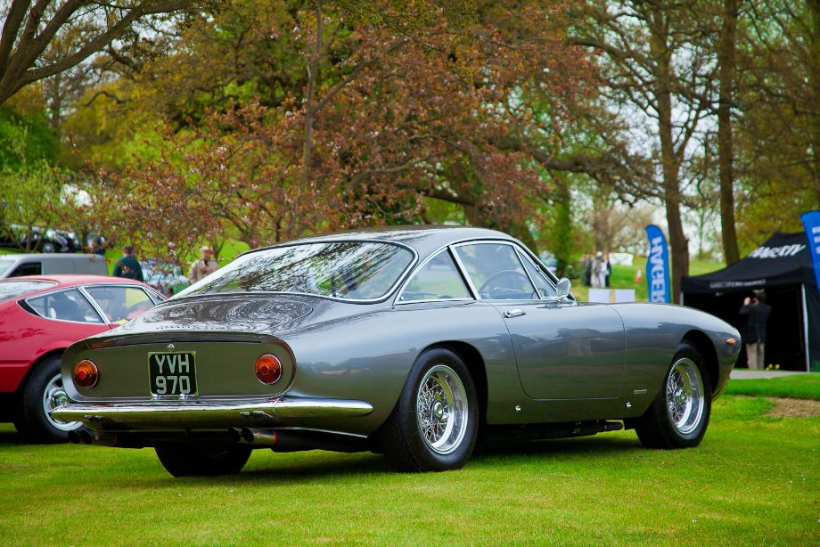 1963 Ferrari 250 GT Lusso - Best of Show