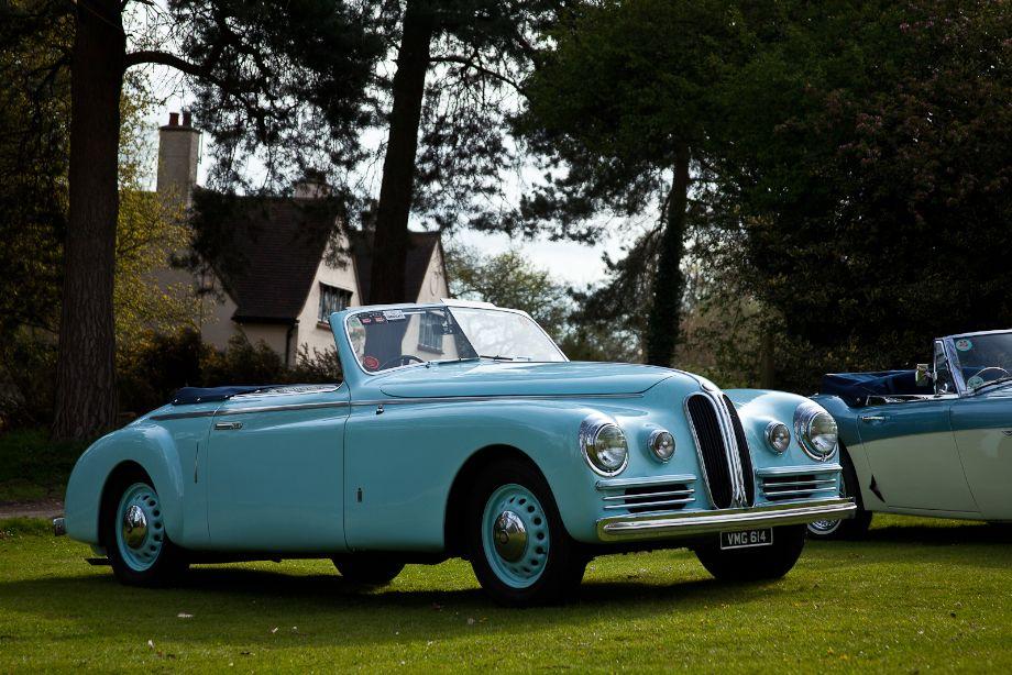 1949 Bristol 400 Convertible