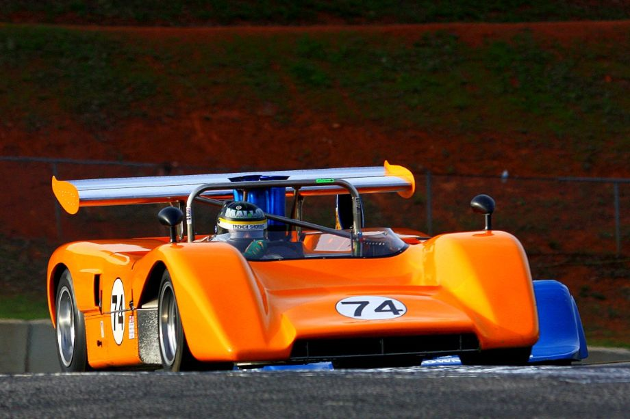 For many reasons, this 1969 McLaren M8E stood out at the Speedfest Mitty (photo: David Ferguson)