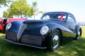 1942 Alfa Romeo 2500 SS Berlinetta by Bertone